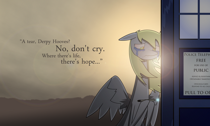 The Grieving Companion by CITRUSKING46