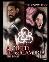 Coheed and Cambria by enumasam