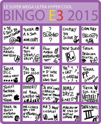 BINGO E3 2015 by the-big-twinkie