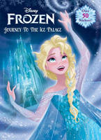 Official Frozen book cover - Elsa by kioewen