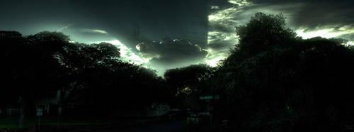 God rays by John-Genova