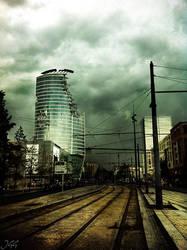 Dark days by John-Genova