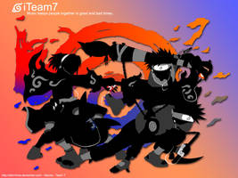 Request - iPod Team Seven by Didi-hime