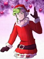 Baldis Basics | Santa Sweep by Gotta-Sweep