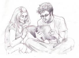An Ordinary Couple by Jar-of-Jam