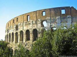 Colosseum, Rome by sataikasia