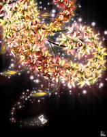 Dream Lilies by Shikijiyu