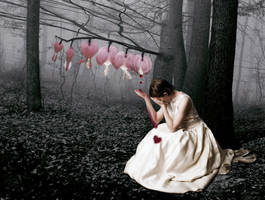 My Bleeding Heart by ChrissieCool