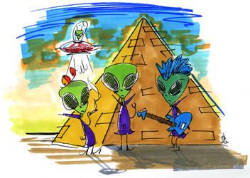Aliens Sponsor by jesseaaah