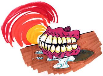 Dentures Sponsor by jesseaaah