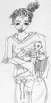 beautiful mothers 2 by jesseaaah