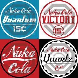 Nuka-Caps by SUBJECT-241
