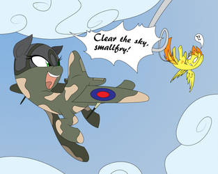 Spitfire by SUBJECT-241