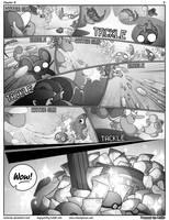 Nuzlocke on Ice: Chapter 8, page 5 by Katarinu