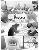 Nuzlocke on Ice: Chapter 9, page 16 by Katarinu