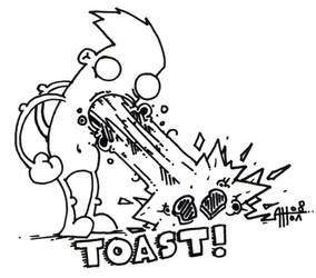 Toast by Chop-Logik