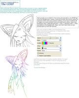 tutorial - Rainbow gradient by iscaylis