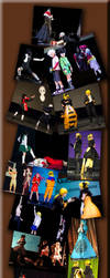 cosplay by AkaSuki cosband  2009- 2012 by NakagoinKuto