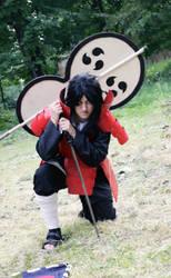 Cosplay Uchiha Madara 346 by NakagoinKuto
