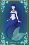 Blue Mermaid by Jayko-15