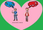 Pokemon XY Amourshipping Pic 2 by Jayko-15