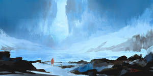 Glacier Paradise by parkurtommo