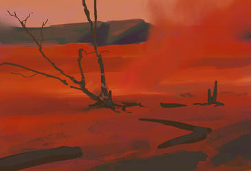 Red dust by parkurtommo