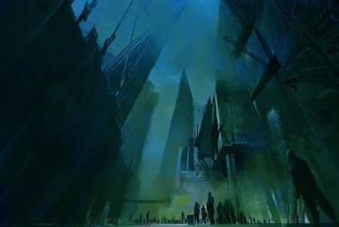 Big City by parkurtommo