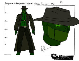 DCUO Art Request 9 by 4neodesigns