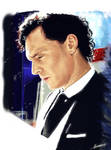 Tom Hiddleston by p1xer