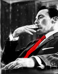 Mad Men - Don Draper by p1xer