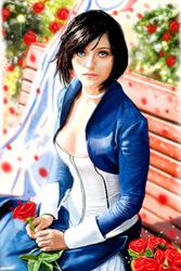 Elizabeth by p1xer
