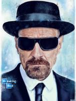 Breaking Bad - Heisenberg by p1xer