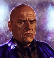 Breaking Bad - Hank Schrader by p1xer