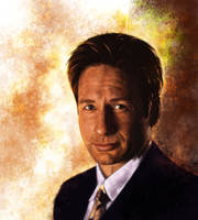 Fox Mulder by p1xer
