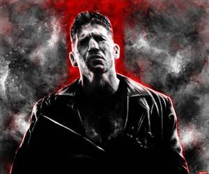 Frank Castle/The Punisher by p1xer