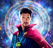 Doctor Strange by p1xer