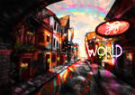 We Happy Few - Joy to the World by p1xer