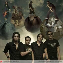 Jamrud Band Surrealism by luqmanhakim