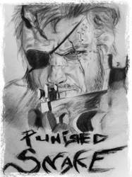 Punished Snake by DiegoE05