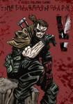The Phantom Pain Demon Poster by DiegoE05