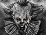 Pennywise Lives by DiegoE05