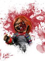 Child's Play 3 chucky by DiegoE05