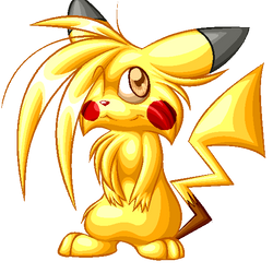 Pikachu by kadycat