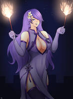 Chinese Outfit Camilla by DesireDelta