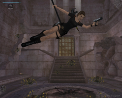 Lara Croft - Angie02 by isagiiirlyB