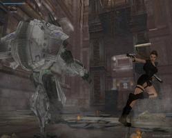 Lara Croft - Angie01 by isagiiirlyB
