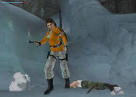 Lara Croft - TR3 06 by isagiiirlyB