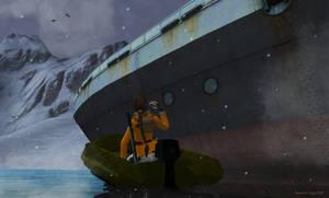 Lara Croft - TR3 08 by isagiiirlyB