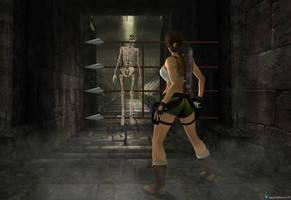 Lara Croft - TR3 10 by isagiiirlyB